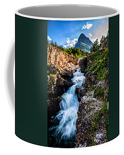 Swiftcurrent Falls Coffee Mug
