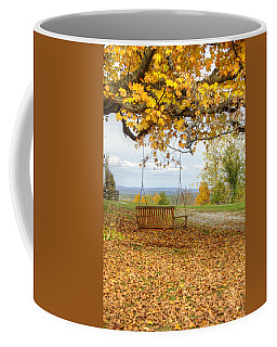 Swing With A View Coffee Mug