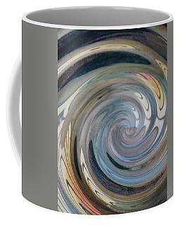 Coffee Mug featuring the photograph Swirl by Diane Alexander