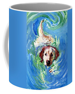 Swirl Pool Coffee Mug