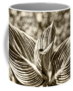 Swirls And Stripes Coffee Mug
