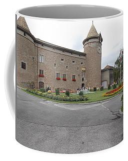 Swiss Castle Coffee Mug