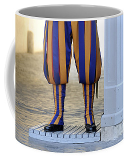 Swiss Guards. Vatican Coffee Mug
