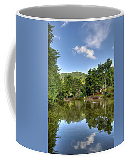 Swiss Mountain Lake Coffee Mug