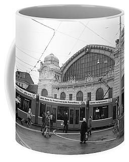 Swiss Railway Station Coffee Mug