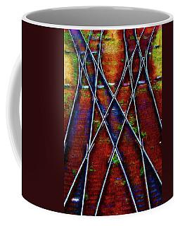 Center Diamond Coffee Mug