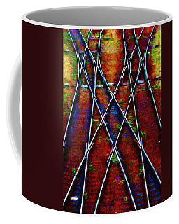 Center Diamond Coffee Mug