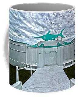 Swordfish Beach Club I Coffee Mug