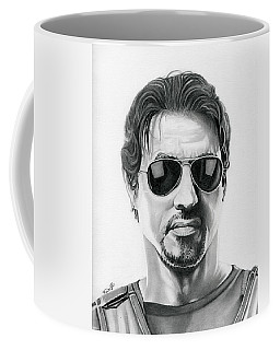 Sylvester Stallone - The Expendables Coffee Mug