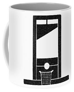 Symbol Guillotine Coffee Mug