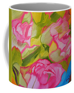 Symphony Of Roses Coffee Mug