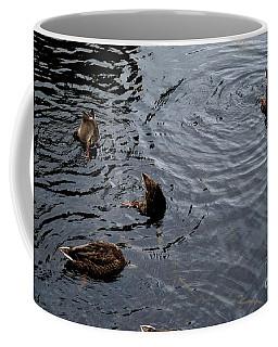 Synchronised Swimming Team Coffee Mug