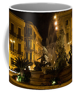 Syracuse - Diana Fountain  Coffee Mug
