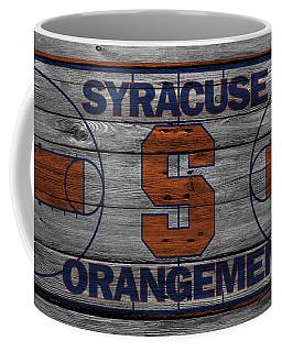 Syracuse Orangemen Coffee Mug
