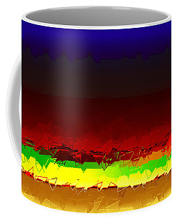 System Failure After The Fall Coffee Mug by Kae Cheatham
