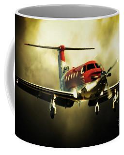 T Tale Coffee Mug by Paul Job
