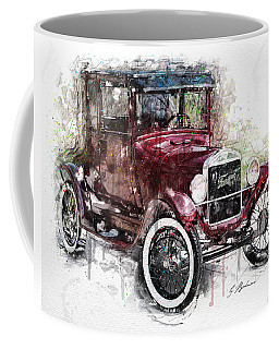The 1926 Ford Model T Coffee Mug