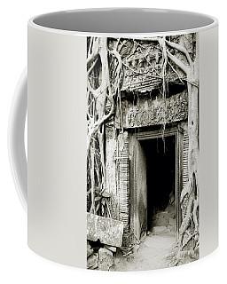 Ta Prohm Doorway Coffee Mug