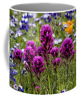 Table Mountain Beauties Coffee Mug