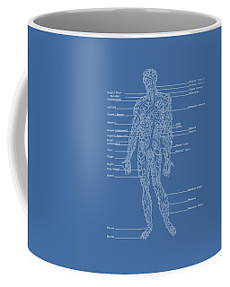Table Of Arteries Coffee Mug