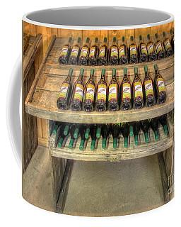 Table Wine Coffee Mug