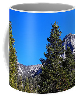 Tahquitz Rock - Lily Rock Coffee Mug