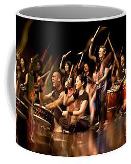 Taiko Flow Coffee Mug