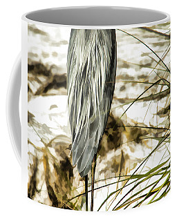 Tail Feathers Coffee Mug