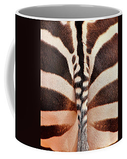 Tailing A Zebra Coffee Mug