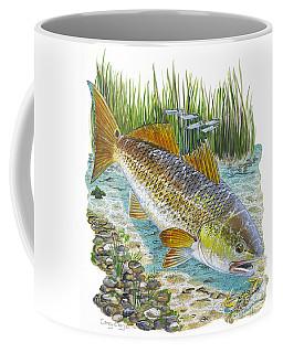 Tailing Red Coffee Mug