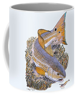 Tailing Redfish Coffee Mug