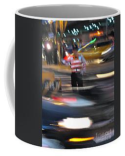 Taipei Traffic Coffee Mug