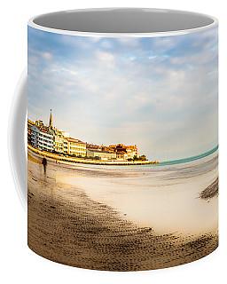 Take A Walk At The Beach Coffee Mug