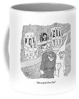 Take Away Their Game Boys! Coffee Mug