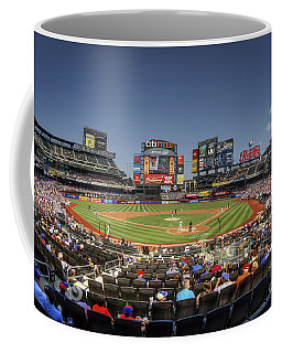 Take Me Out To The Ballgame Coffee Mug
