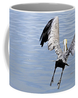 Take Off Coffee Mug by AJ  Schibig