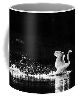 Take Off Coffee Mug by Rose-Maries Pictures