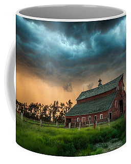 Take Shelter Coffee Mug