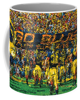 Take The Field Coffee Mug