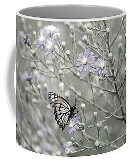 Taking Time To Smell The Flowers Coffee Mug