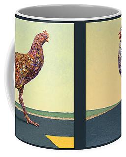 Tale Of Two Chickens Coffee Mug