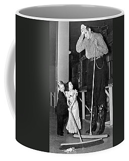 Tall And Short Of It Coffee Mug