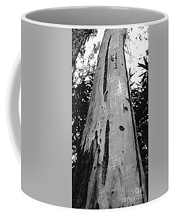 Tall Coffee Mug by Clare Bevan