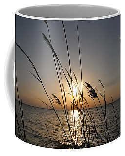 Tall Grass Sunset Coffee Mug
