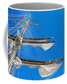 Tall Ship Yards Coffee Mug