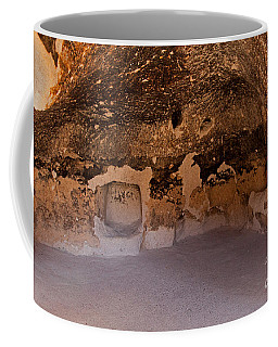 Talus Housefront Room Bandelier National Monument Coffee Mug