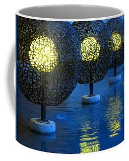 Coffee Mug featuring the photograph Tamarindo Reflections by Rick Locke