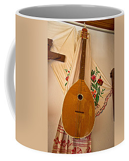 Tamburica Croatian Traditional Music Instrument Coffee Mug