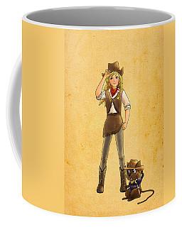 Tammy And Alfred Coffee Mug