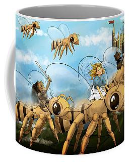 Tammy In Polynesia Coffee Mug